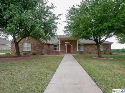 Harker Heights, Nolanville Single Family Home For Sale: 280 Wyatt Earp Loop