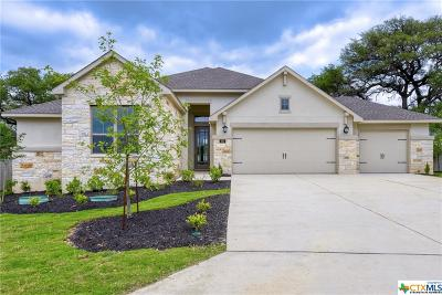 New Braunfels Single Family Home For Sale: 619 Coral Berry