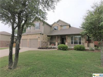 Belton Single Family Home For Sale: 3008 Amber Forest Trail