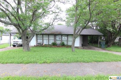 Killeen Single Family Home For Sale: 710 & 712 Sutton Drive