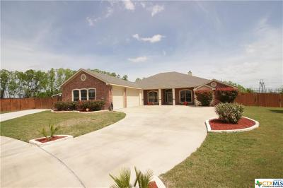 Killeen Single Family Home For Sale: 1229 Hummingbird Road