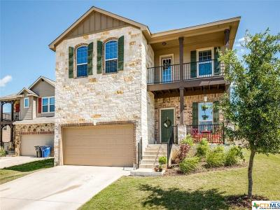 New Braunfels Single Family Home For Sale: 612 Community Drive