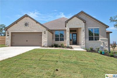 New Braunfels Single Family Home For Sale: 587 Cloister Road