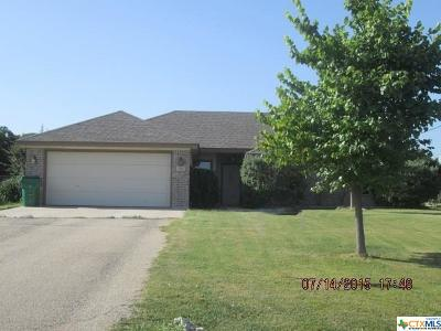 Harker Heights  Single Family Home For Sale: 796 County Road 4711