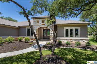 Leander Single Family Home For Sale: 2701 Fishing Hole Cove