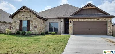 Temple Single Family Home For Sale: 2510 Emerald Dove Drive