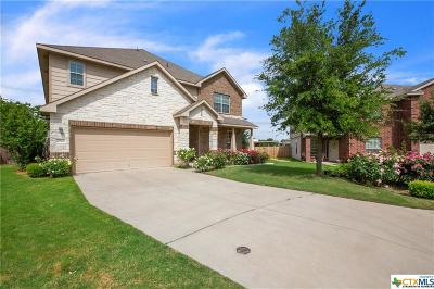 Temple Single Family Home For Sale: 10508 Orion Dr. Drive