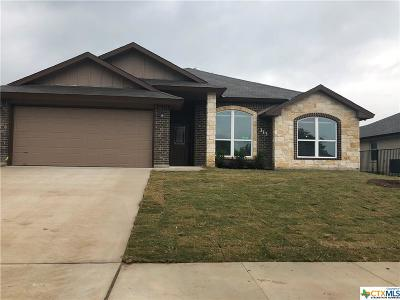 Bell County Single Family Home For Sale: 313 Pointer