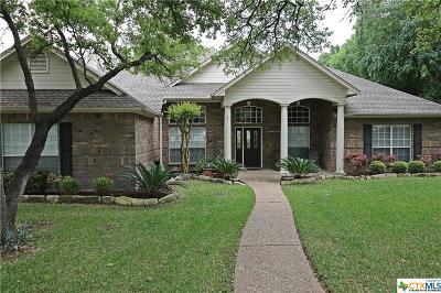 Belton Single Family Home For Sale: 11505 Texoma Drive