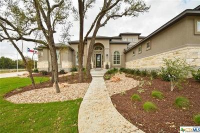 Georgetown TX Single Family Home For Sale: $899,000