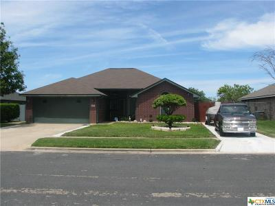 Killeen Single Family Home For Sale: 4207 Adobe Drive
