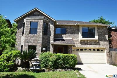 Schertz Single Family Home For Sale: 2913 White Pine Dr