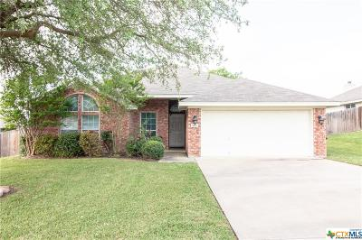 Temple Single Family Home For Sale: 4108 Whispering Oaks