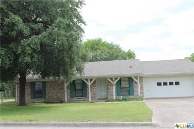 Temple Single Family Home For Sale: 8611 Trailridge Drive
