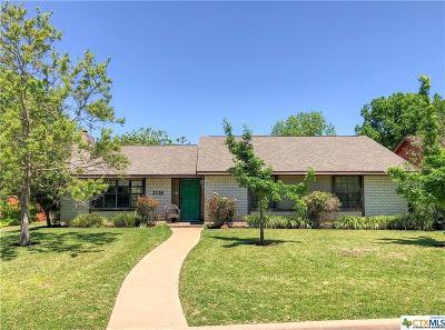 Temple Single Family Home For Sale: 2118 Buckskin Trail