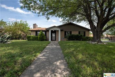 Killeen Single Family Home For Sale: 2607 Lohse Road