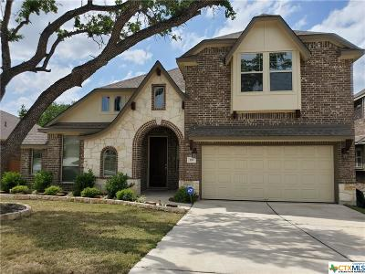 Hutto Single Family Home For Sale: 153 Kirkhill Street