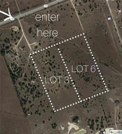 Williamson County Residential Lots & Land For Sale: 120 Private Road 955