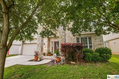 Cibolo Single Family Home For Sale: 437 Turnberry Way