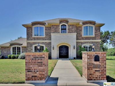 Belton TX Single Family Home For Sale: $509,000