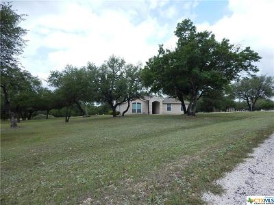 Killeen Single Family Home For Sale: 737 Cactus Circle