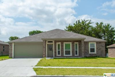 Copperas Cove Single Family Home For Sale: 2511 Heartland Avenue