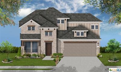Schertz Single Family Home For Sale: 2028 Market Trail