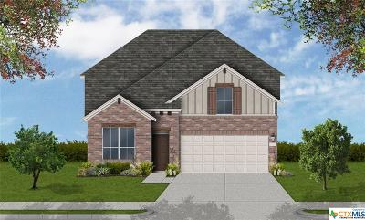 Schertz TX Single Family Home For Sale: $366,127