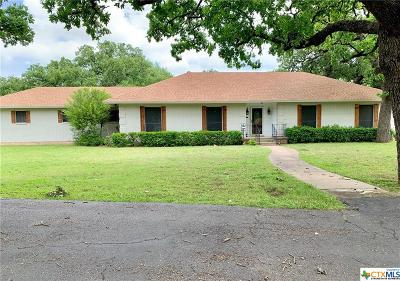Coryell County Single Family Home For Sale: 605 Golf Course Road