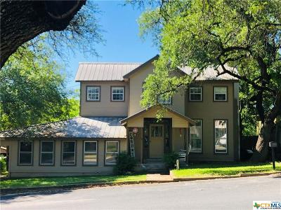 Lampasas Single Family Home For Sale: 406 W 1st Street