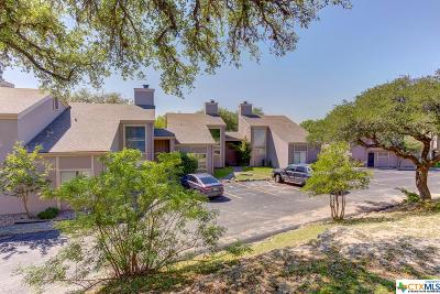 Canyon Lake Condo/Townhouse For Sale: 1135 Parkview Drive #C18