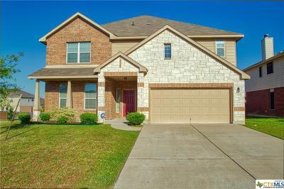 Harker Heights Single Family Home Pending: 2512 Laguna Drive