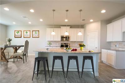 New Braunfels Single Family Home For Sale: 3622 Conrads Cloud