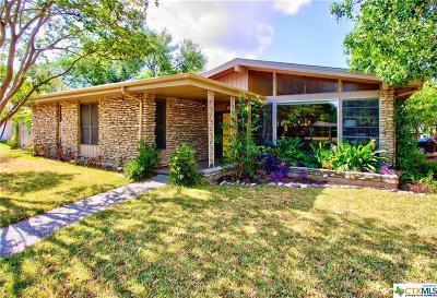 Windcrest Single Family Home For Sale: 402 Zephyr Drive