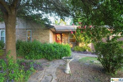 New Braunfels TX Single Family Home For Sale: $369,900
