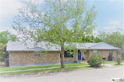 Copperas Cove Single Family Home Pending: 2604 Live Oak Drive