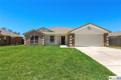 Temple TX Single Family Home For Sale: $189,500