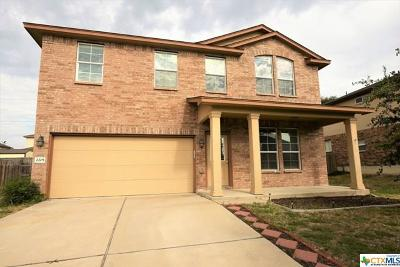 Copperas Cove Single Family Home For Sale: 2205 Scott Drive
