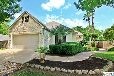 Seguin Single Family Home For Sale: 408 Las Brisas Boulevard