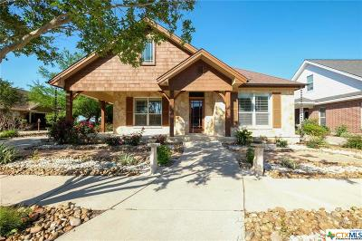 New Braunfels Single Family Home For Sale: 2269 Gruene Lake Drive