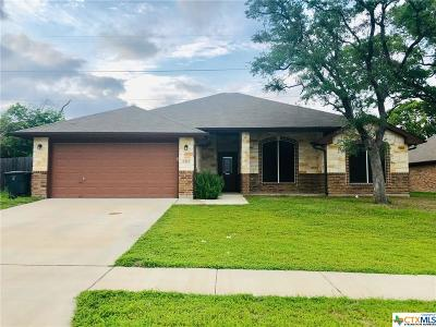 Killeen Single Family Home For Sale: 6303 Siltstone Loop