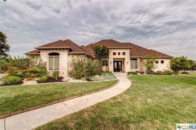 Copperas Cove Single Family Home For Sale: 3011 Sun Temple Circle