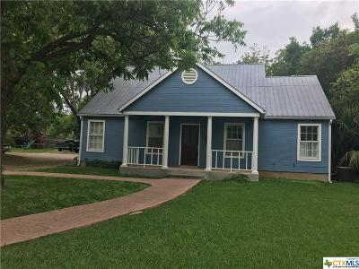 San Marcos Single Family Home For Sale: 1108 W San Antonio Street