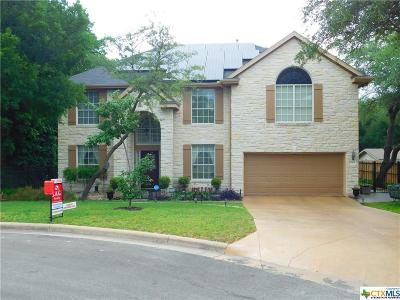 Austin Single Family Home For Sale: 12505 Pintail Cove Cove
