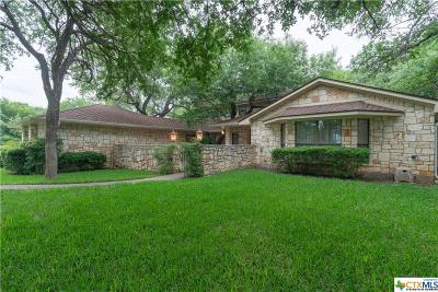 Salado  Single Family Home For Sale: 1625 Indian Trail