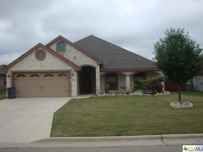 Harker Heights, Nolanville Single Family Home For Sale: 1503 Hazelnut Drive