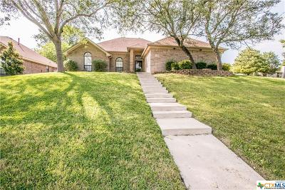 Harker Heights Single Family Home Pending: 1100 Lambrusco Drive