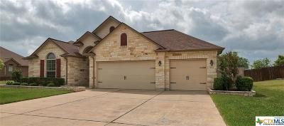 Harker Heights Single Family Home Pending: 3904 Scenic Trail Drive