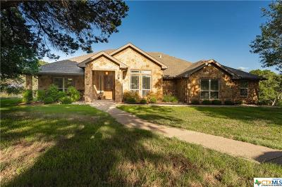 Coryell County Single Family Home For Sale: 591 County Road 323