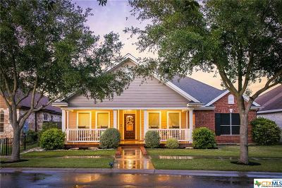 New Braunfels Single Family Home For Sale: 2248 Cotton Boulevard
